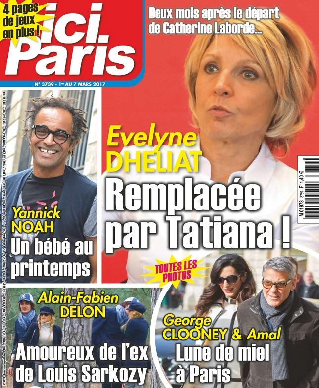 télécharger Ici Paris N°3739 Du 1er au 7 Mars 2017