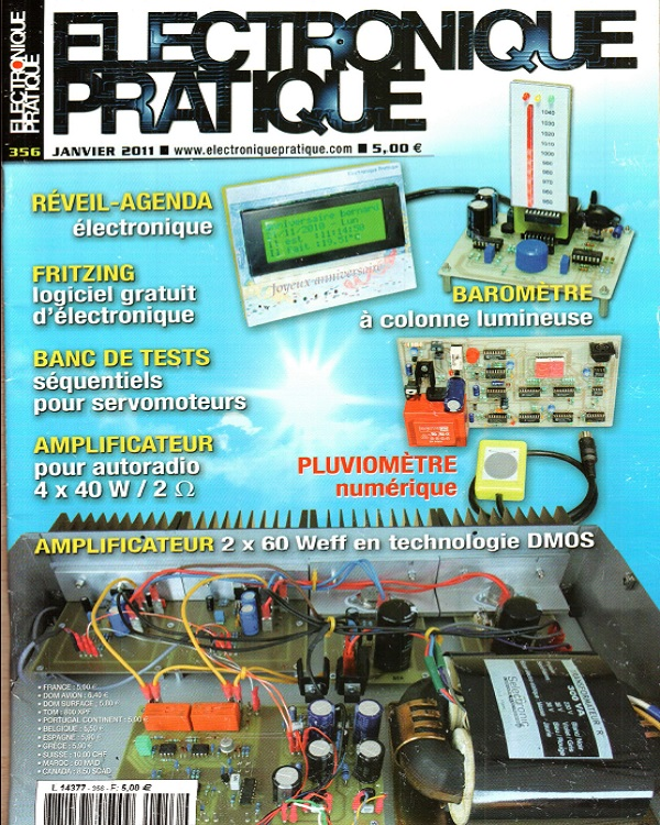 Electronique Pratique N°356