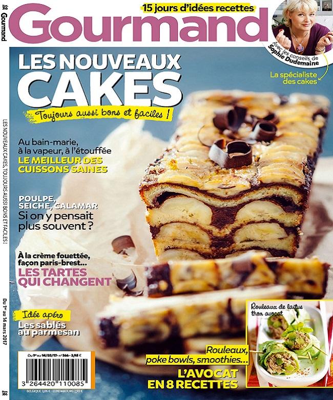 télécharger Gourmand N°366 Du 1er au 14 Mars 2017