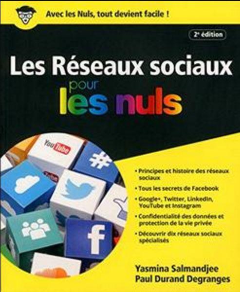 télécharger Les Réseaux sociaux pour les Nuls, Nouvelle édition 2017