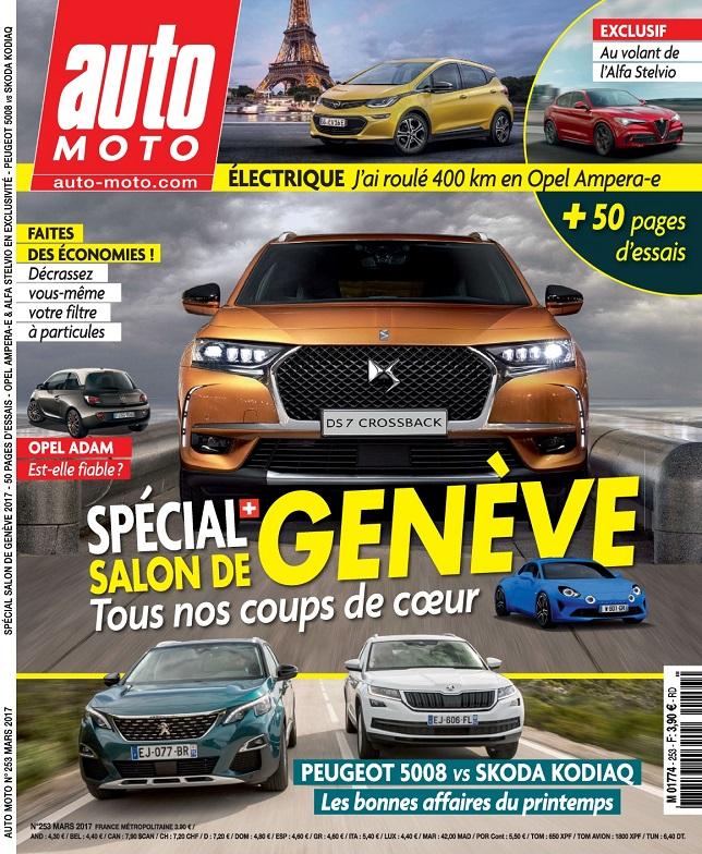 télécharger Auto Moto N°253 - Mars 2017