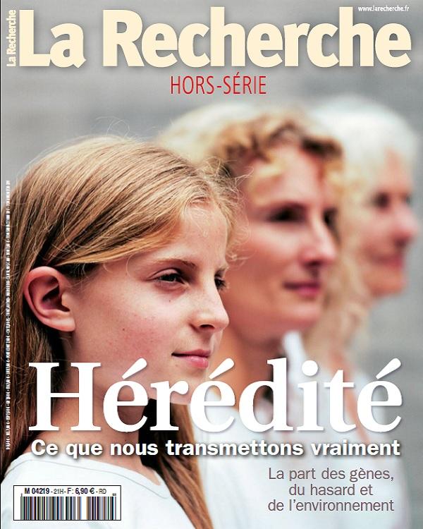 télécharger La Recherche Hors Série N°21 - 2017