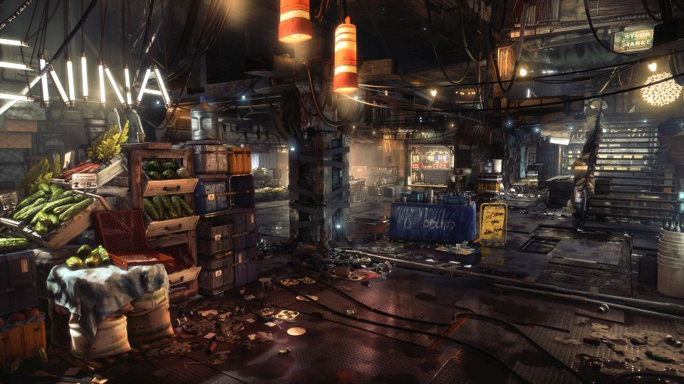 Deus Ex Mankind Divided A Criminal Past image 3