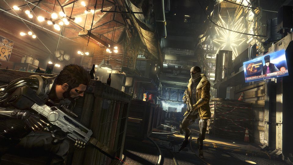 Deus Ex Mankind Divided A Criminal Past image 2