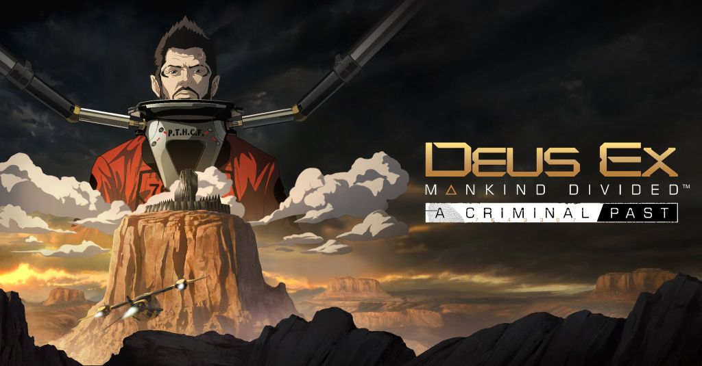 Deus Ex Mankind Divided A Criminal Past image 1