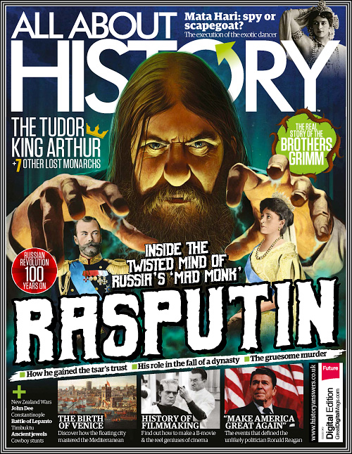 All About History – Issue 49, 2017
