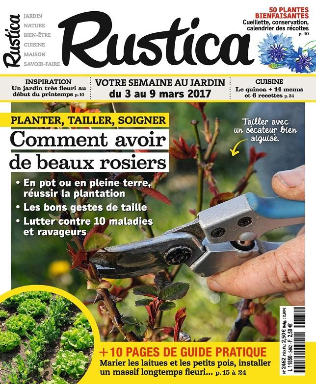 télécharger Rustica N°2462 Du 3 au 9 Mars 2017