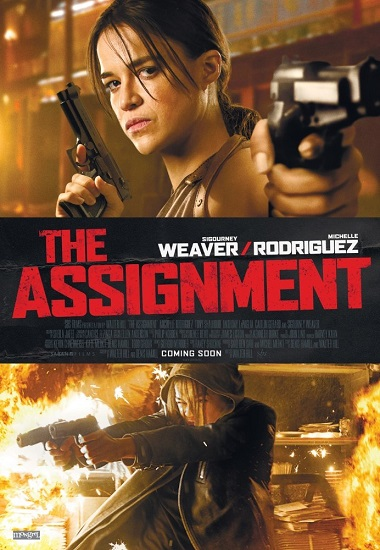 Mścicielka / The Assignment (2016) PL.BDRip.x264-KiT/ Lektor PL