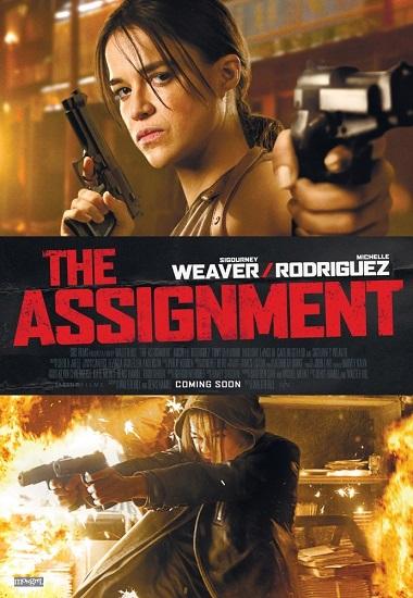 Mścicielka / The Assignment (2016) PL.480p.BRRip.XViD.AC3-MORS/ Lektor PL