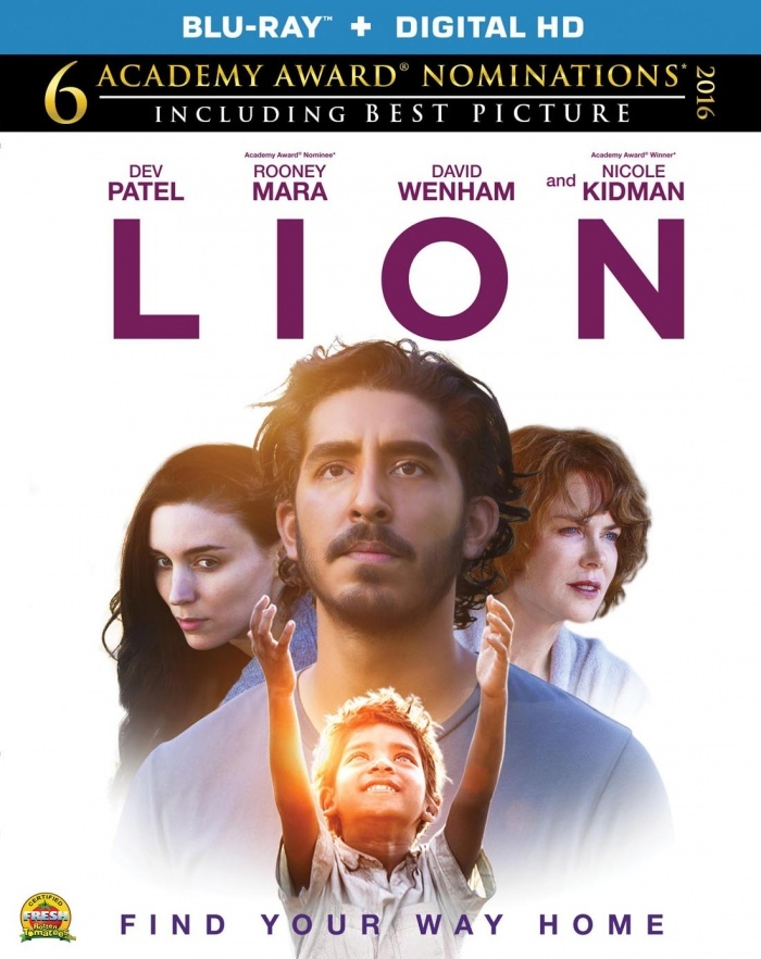 Lion (2016) poster image