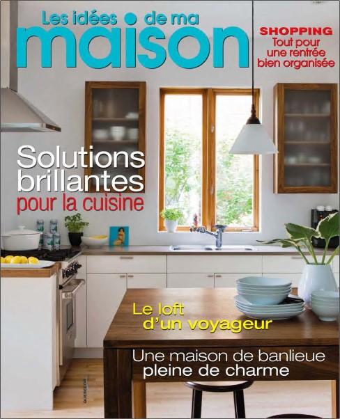 Telecharger les id es de ma maison n 276 solutions for Idees de ma maison magazine