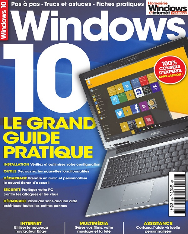 télécharger Windows et Internet Pratique Hors Série N°9 - Windows 10