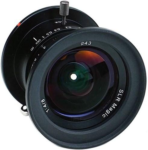 SLR Magic 8mm F/4 MFT 170306024017897610