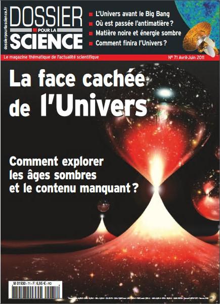 Dossier Pour la Science N°71 - La face cachée de l'Univers