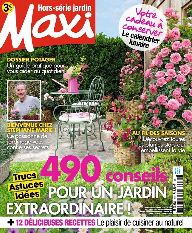 télécharger Maxi Hors Série Jardin N°19 - Mars-Avril 2017