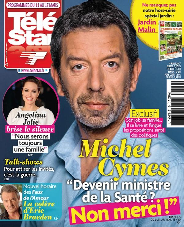 télécharger Télé Star N°2110 Du 11 au 17 Mars 2017