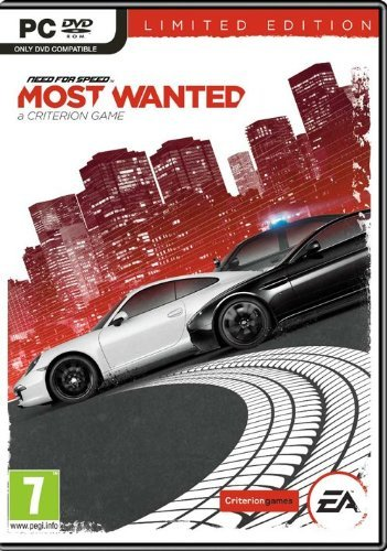 Poster for Need for Speed Most Wanted Limited Edition