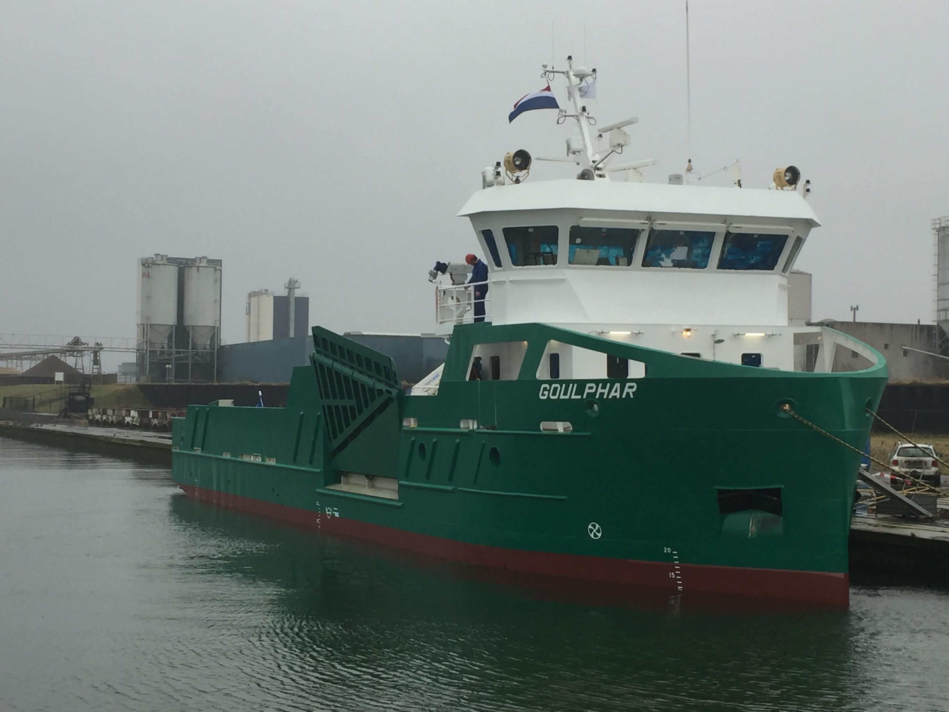 Goulphar nouveau bateau pour TMC  170307055746725554