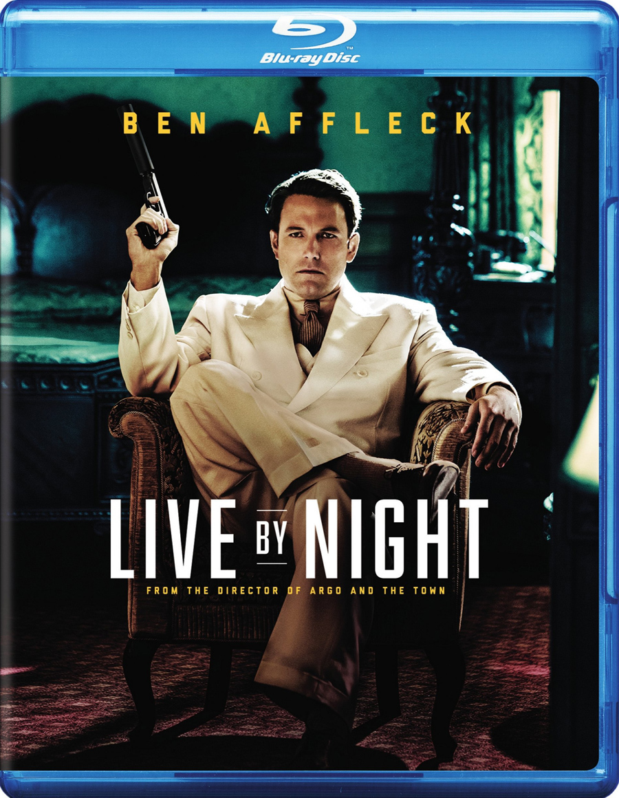 Live by Night (2016) poster image