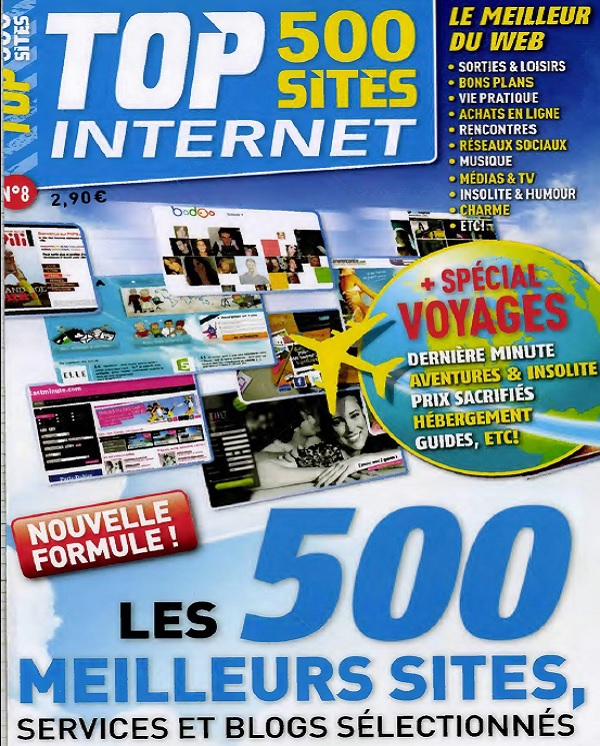 télécharger Top 500 Sites Internet N°8