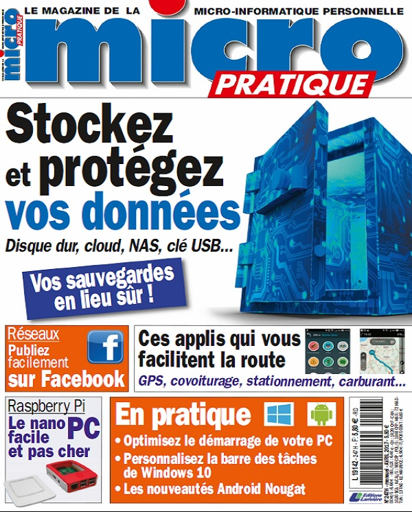 télécharger Micro Pratique N°247 - Avril 2017