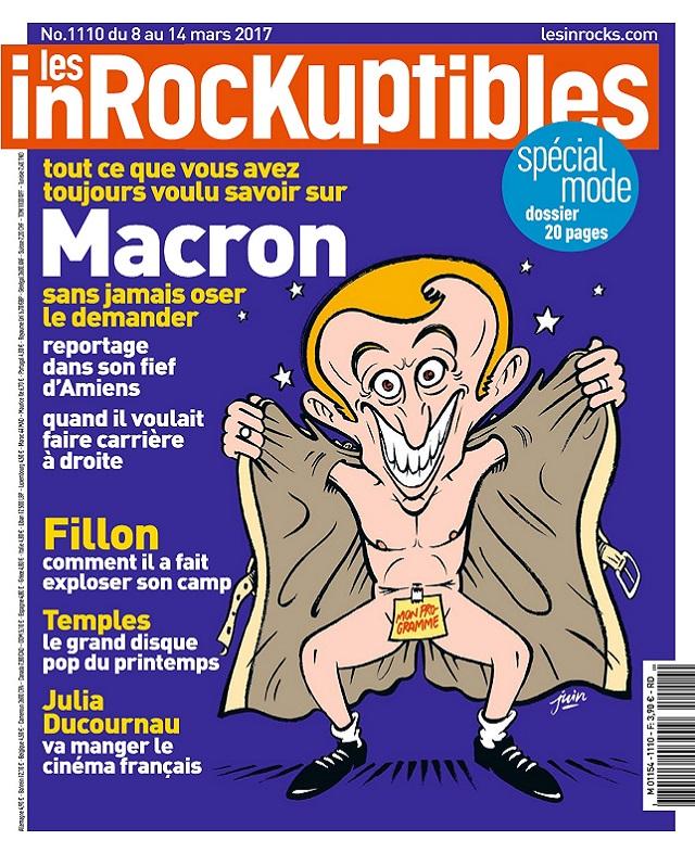 télécharger Les Inrockuptibles N°1110 Du 8 au 14 Mars 2017