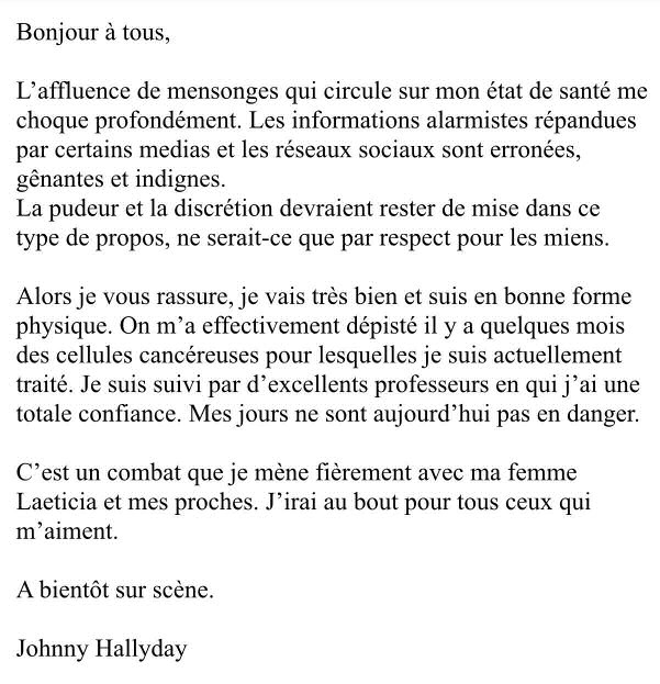 JOHNNY ET LA PRESSE (2) 170309012958679329