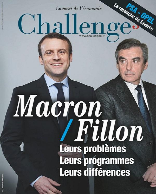 télécharger Challenges N°512 Du 9 au 15 Mars 2017