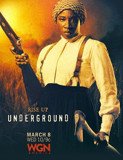 Underground {Sezon 02} (2017)