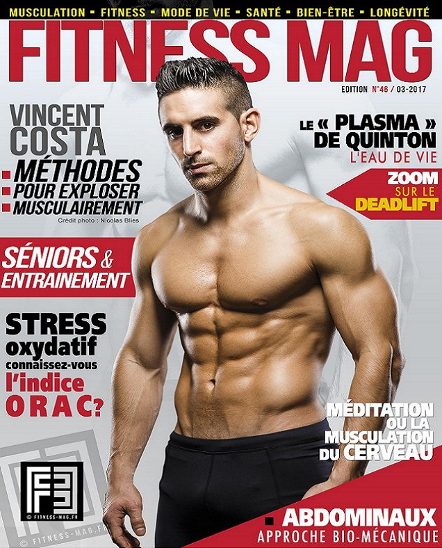 télécharger Fitness Mag N°46 - Mars 2017