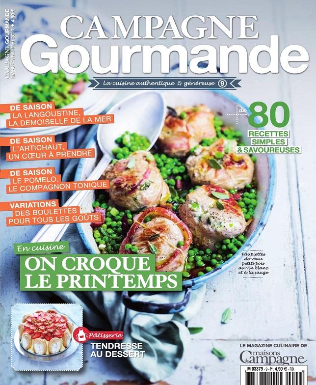 télécharger Campagne Gourmande N°9 - Mars-Mai 2017