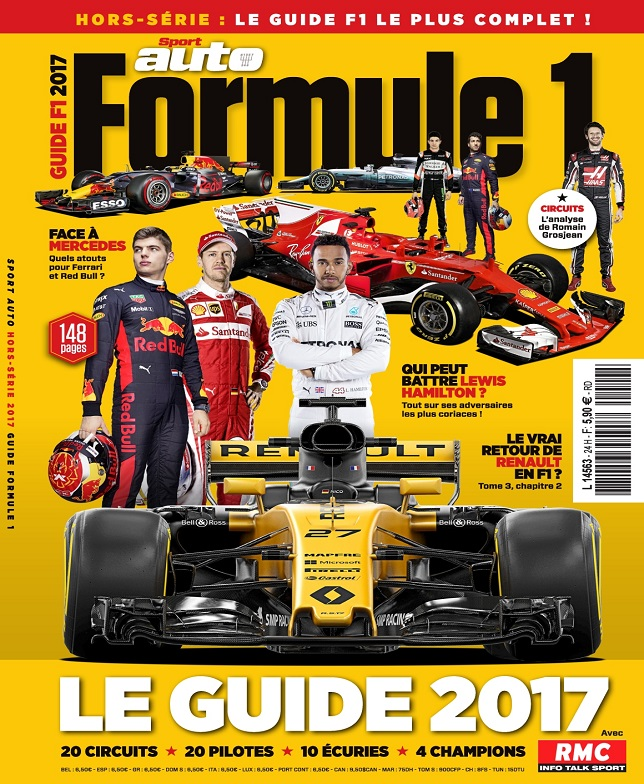 télécharger Sport Auto Hors Série N°24 - Le Guide 2017
