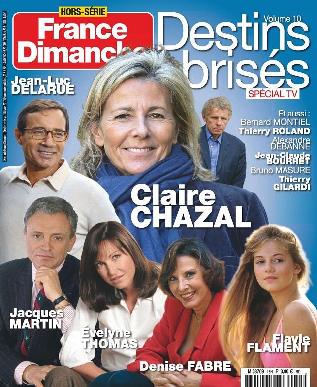 télécharger France Dimanche Hors Série N°15 - Mars 2017