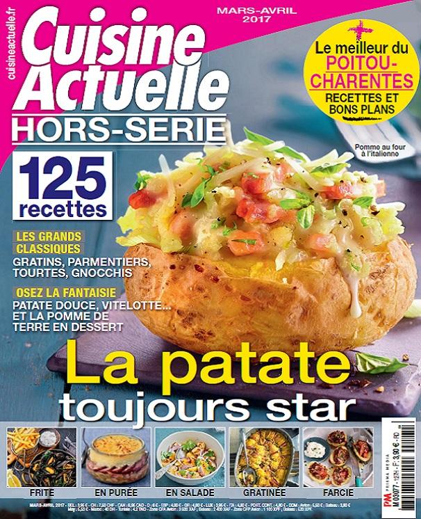 télécharger Cuisine Actuelle Hors Série N°127- Mars-Avril 2017