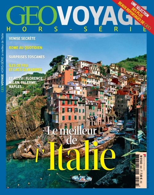 GEO Voyage Hors-Série N°39 - Le meilleur de l'Italie
