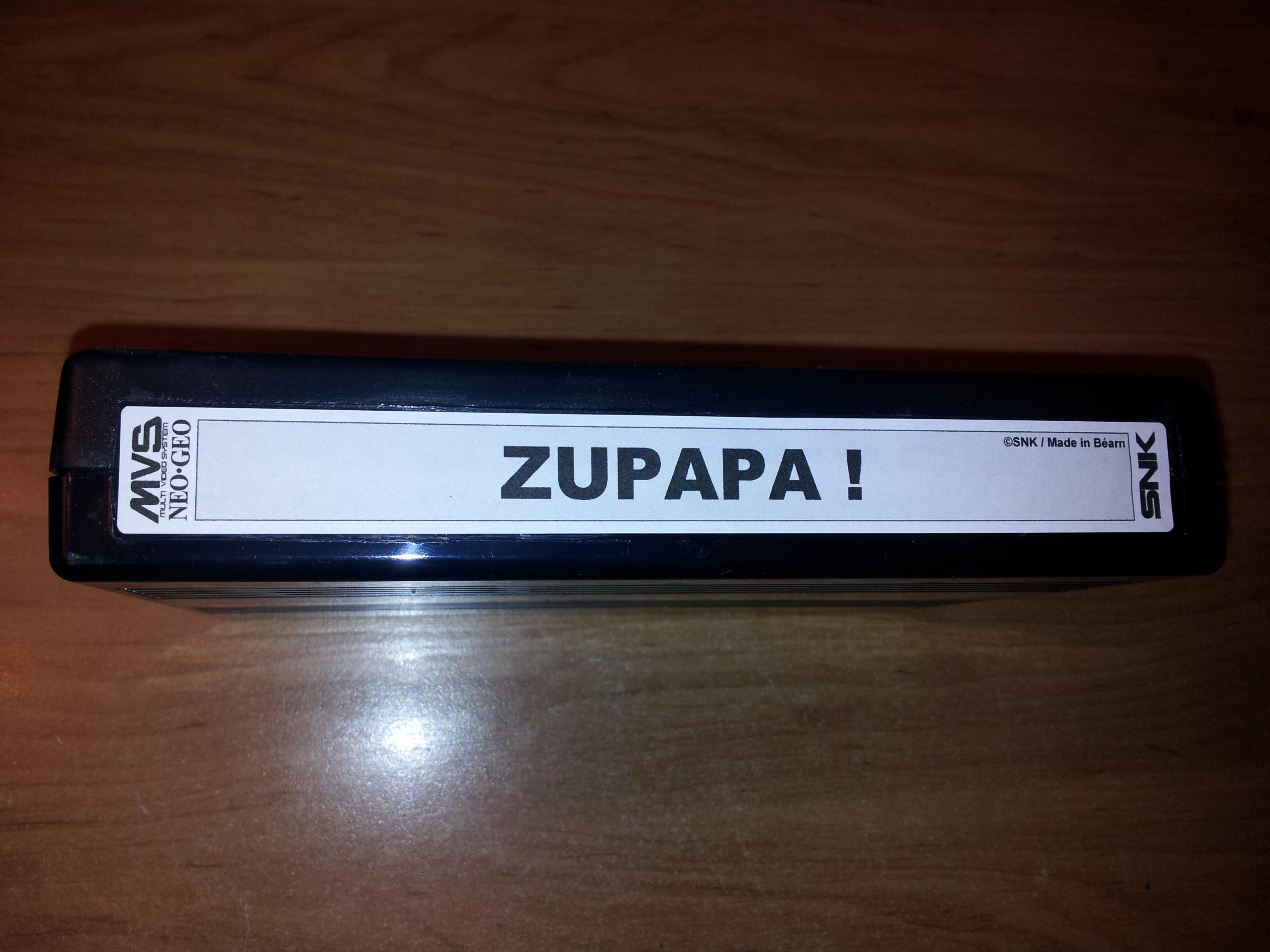 ZupapaSticker