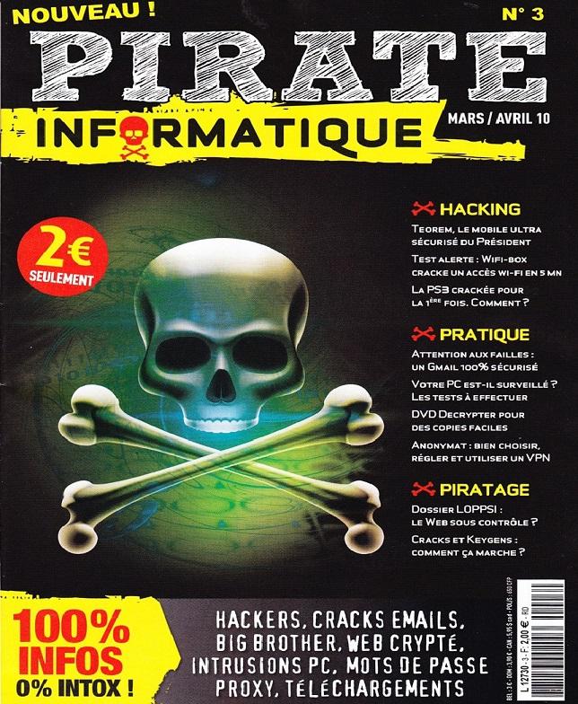 télécharger Pirate Informatique N°3