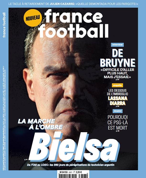 télécharger France Football N°3697 Du 14 Mars 2017