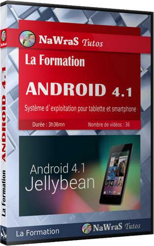télécharger La Formation Android 4.1