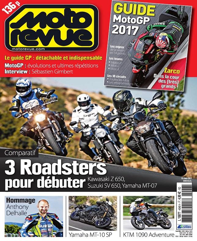 télécharger Moto Revue N°4048 Du 15 Mars 2017