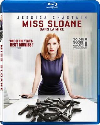 Miss Sloane BLURAY 1080p FRENCH
