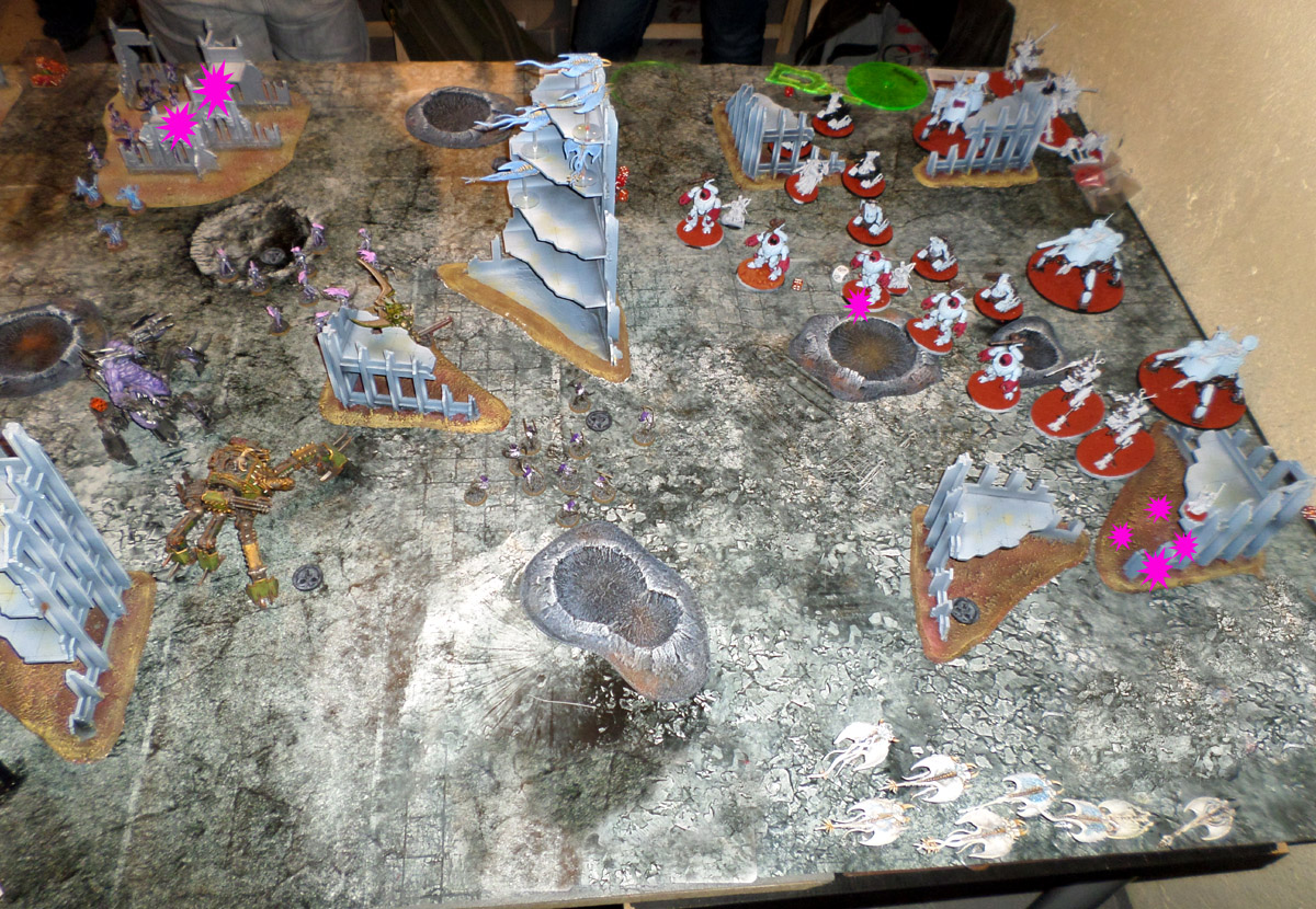King of the Waaagh 2 - Partie 4/4 - Démons Vs. Cult Mechanicus/Skitarii 170316114934162857