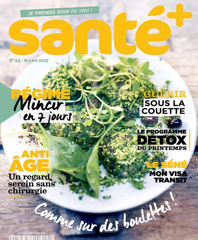 télécharger Santé+ N°54 - Mars 2017