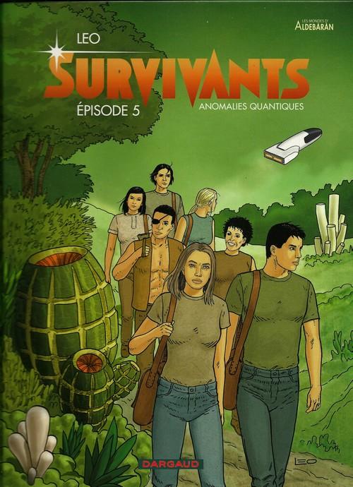 Survivants Anomalies Quantiques T05 PDF