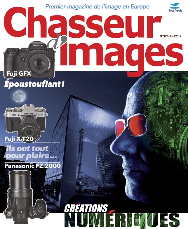 Chasseur d'Images N°392 - Avril 2017