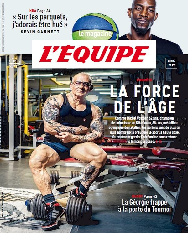 télécharger L'Equipe Magazine N°1809 Du 18 Mars 2017