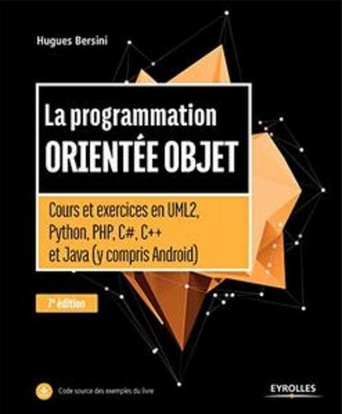 télécharger La programmation orientée objet (2017)