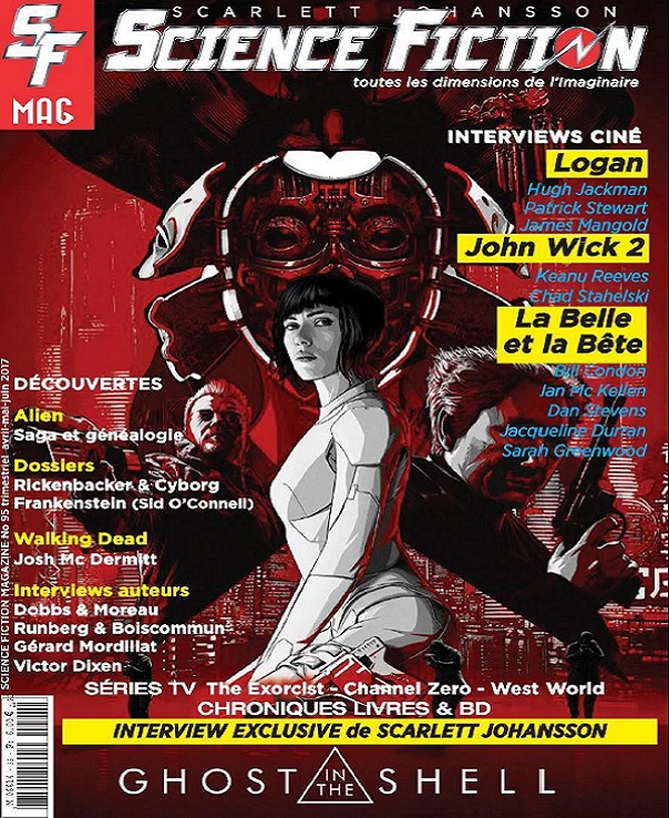 Science Fiction N°95 - Avril-Juin 2017