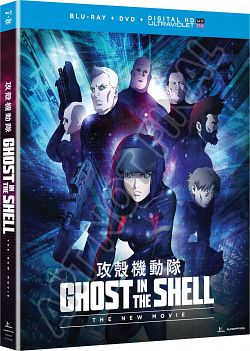 Ghost in the Shell: The New Movie BLURAY 1080p TRUEFRENCH