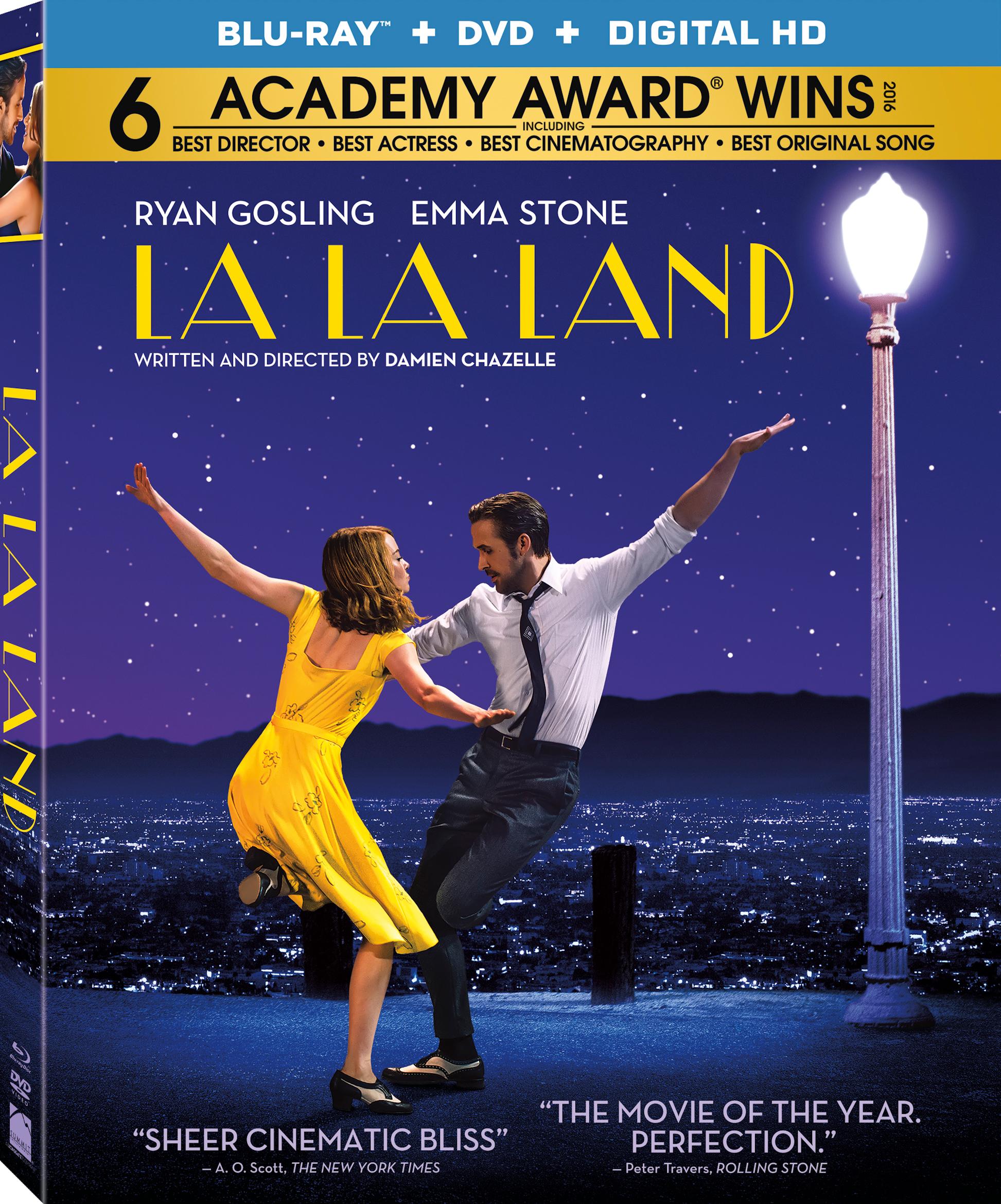 La La Land (2016) poster image